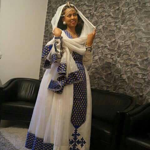 Habesha Dress Fashion