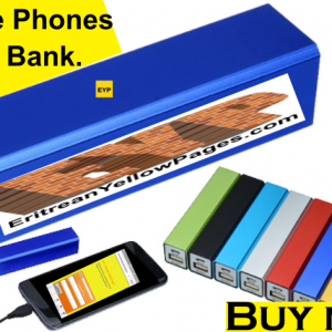 Mobile Power Bank 2200mAh USB Portable Power Bank