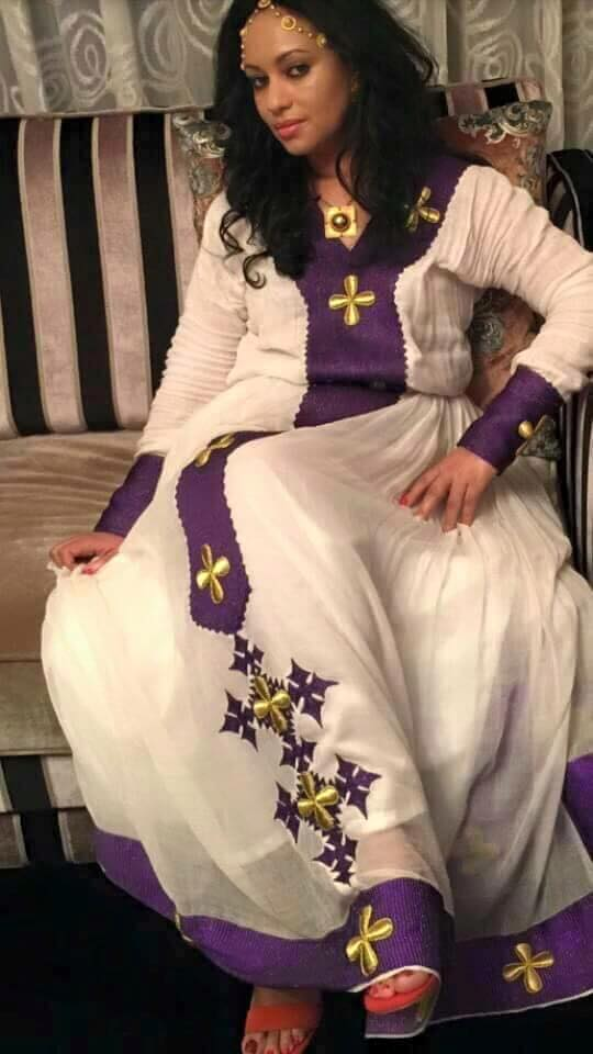 Habesha dress eyp eritrean yellow pages for Habesha dress for wedding