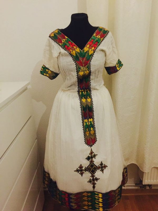 Habesha Dress