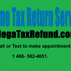 Income Tax Return - Mega Tax Refund